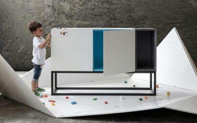 An diesen Möbeln kann man LEGO anbringen