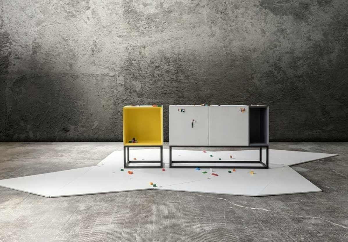 An diesen Möbeln kann man LEGO anbringen Lego-moebel-stueda-studio-nine-Corian_02