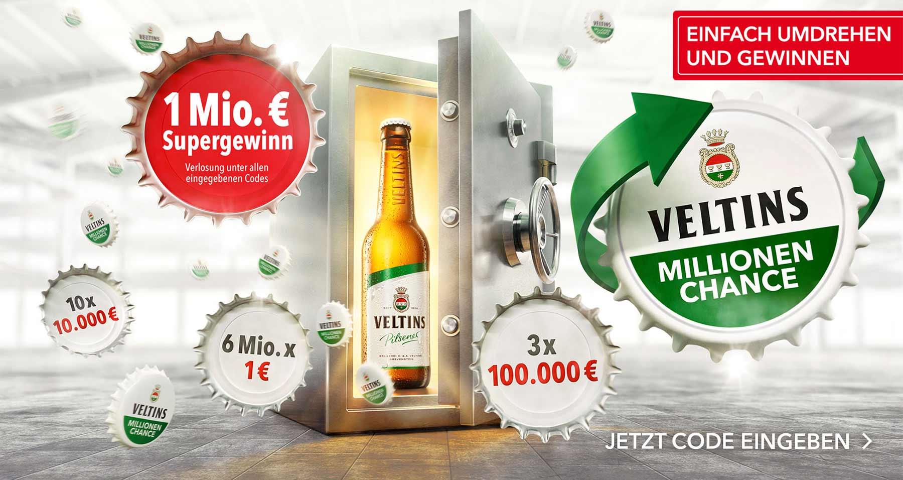 Dieses Bier kommt per Hochsicherheits-Transport Veltins-Die-Millionen-Chance_02