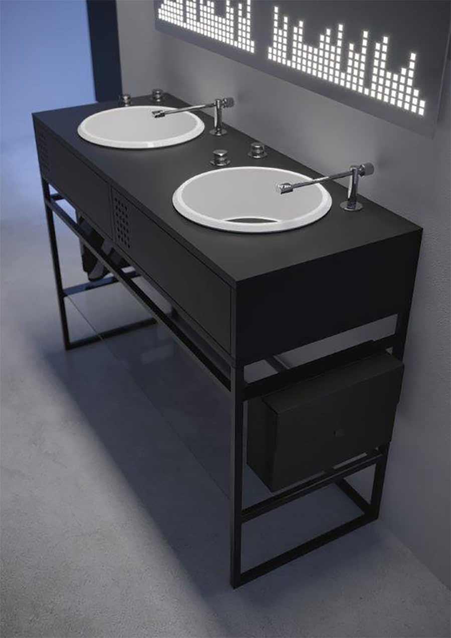 Waschbecken im Plattenspieler-Design Vinyl-waschbecken-Olympia-Ceramica_03