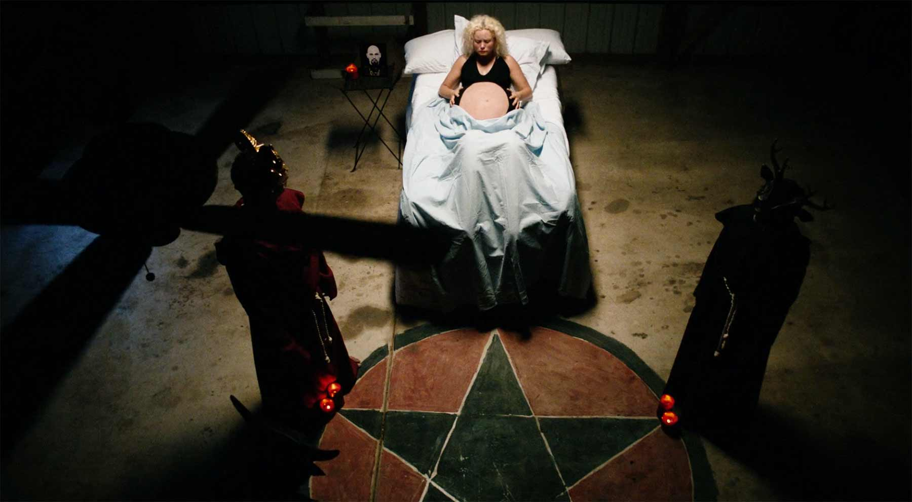 Satanistische Fehlgeburt born-again-kurzfilm