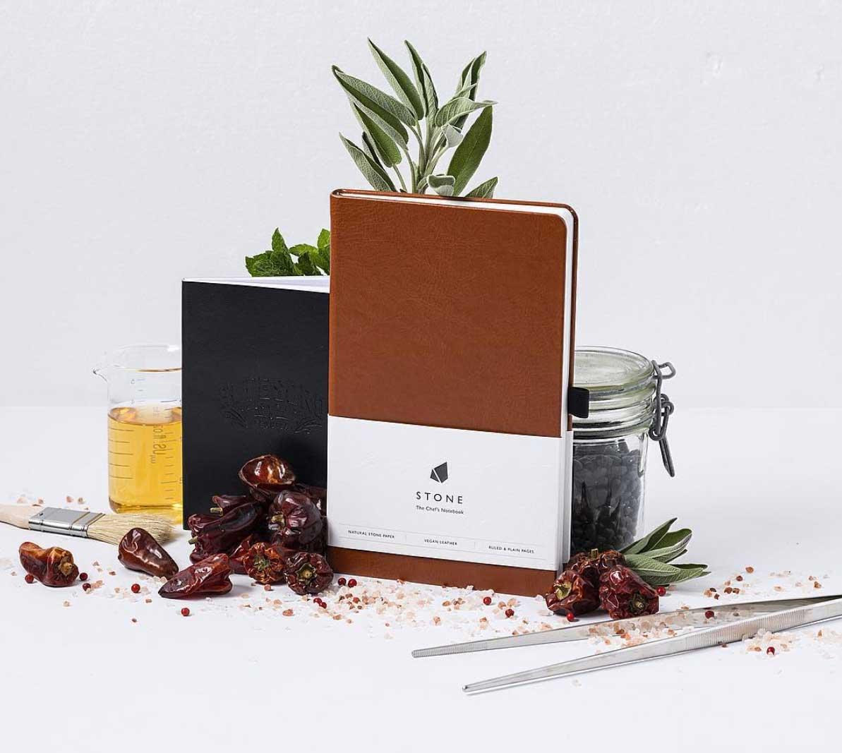 Notizbuch mit Seiten aus Stein chefs-notebook_05