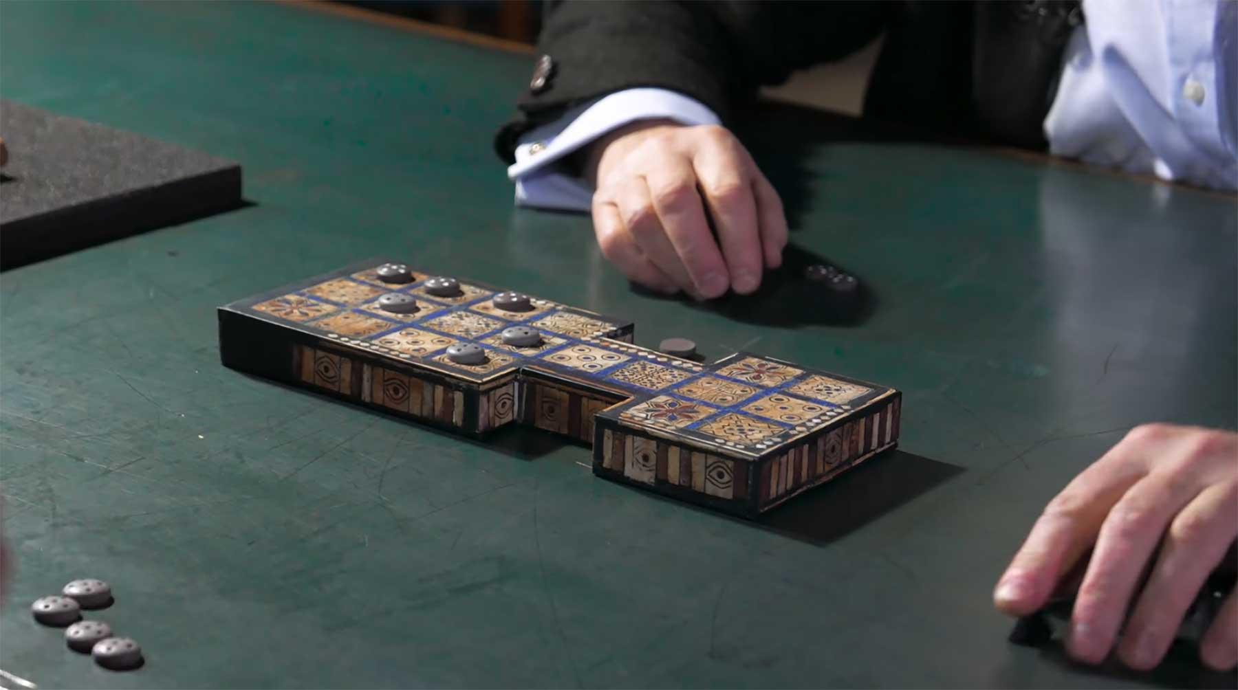 Das älteste Brettspiel der Welt