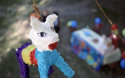 Das Leben aus der Sicht einer Piñata