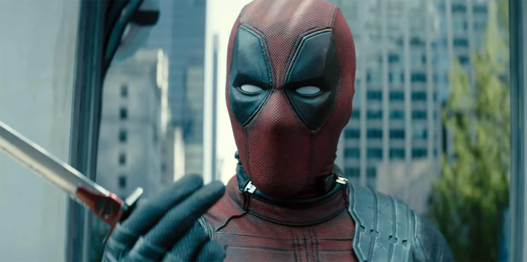 "Finaler ""Deadpool 2"" Trailer"