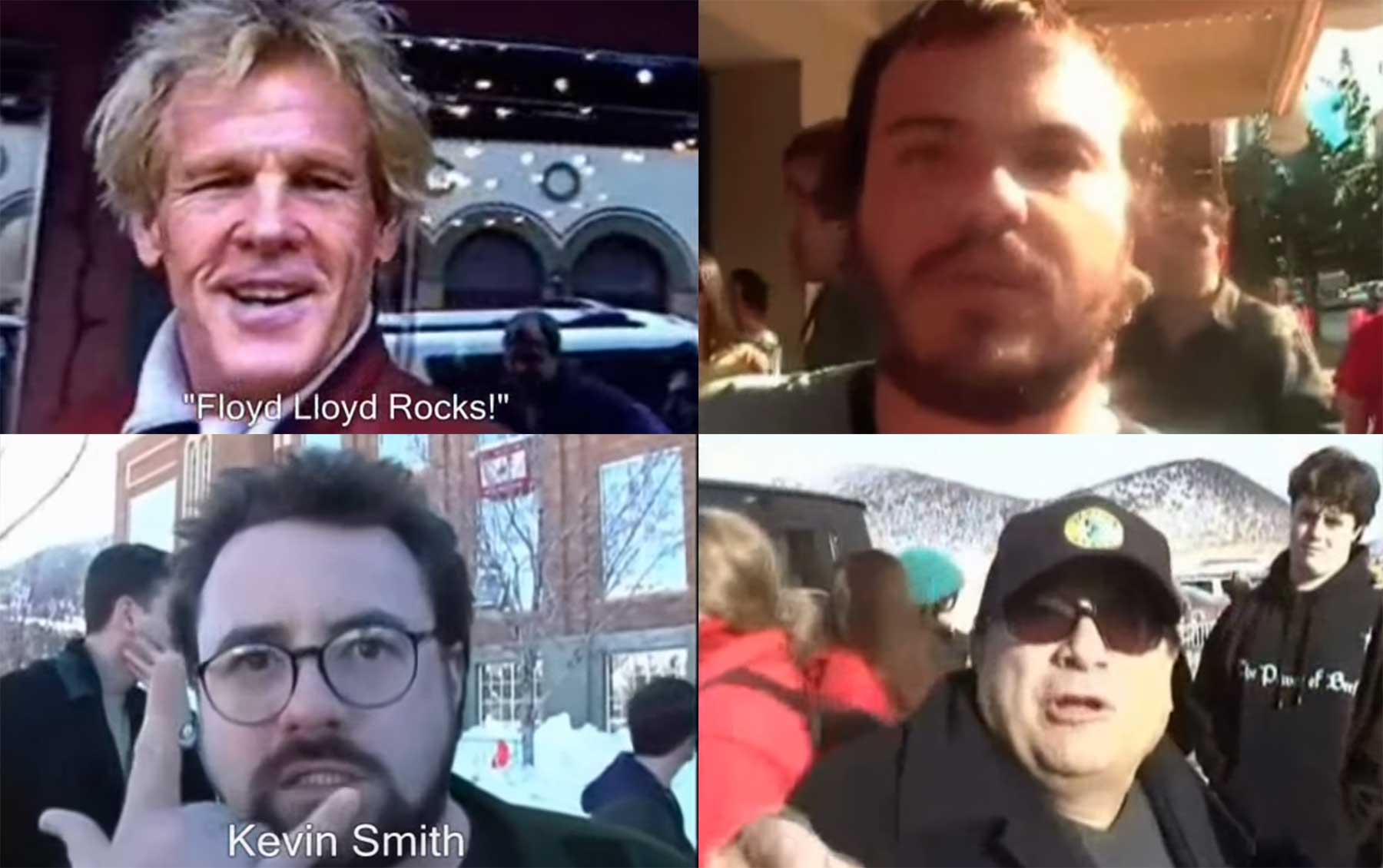 """Mann lässt jahrelang Promis """"Floyd Lloyd Rocks!"""" sagen floyd-lloyd-rocks"""