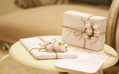 5 originelle Geschenkideen zur Hochzeit