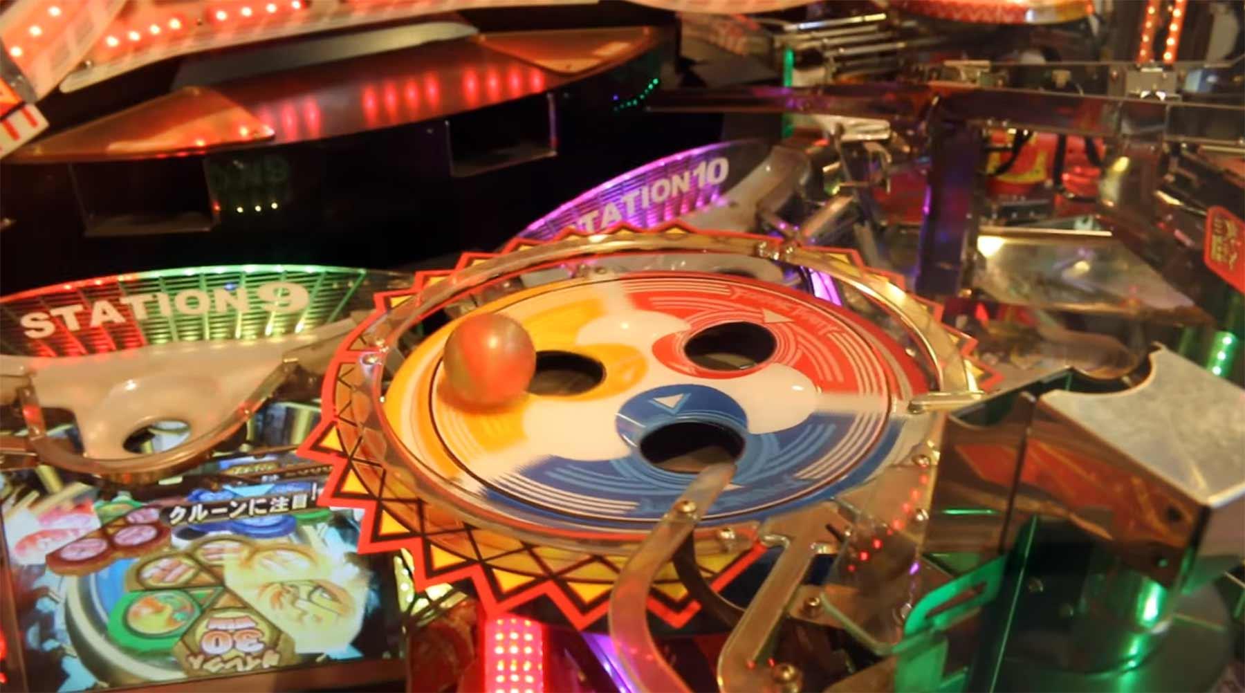 Keinen Plan haben und am japanischen Glücksspielautomaten den Jackpot gewinnen