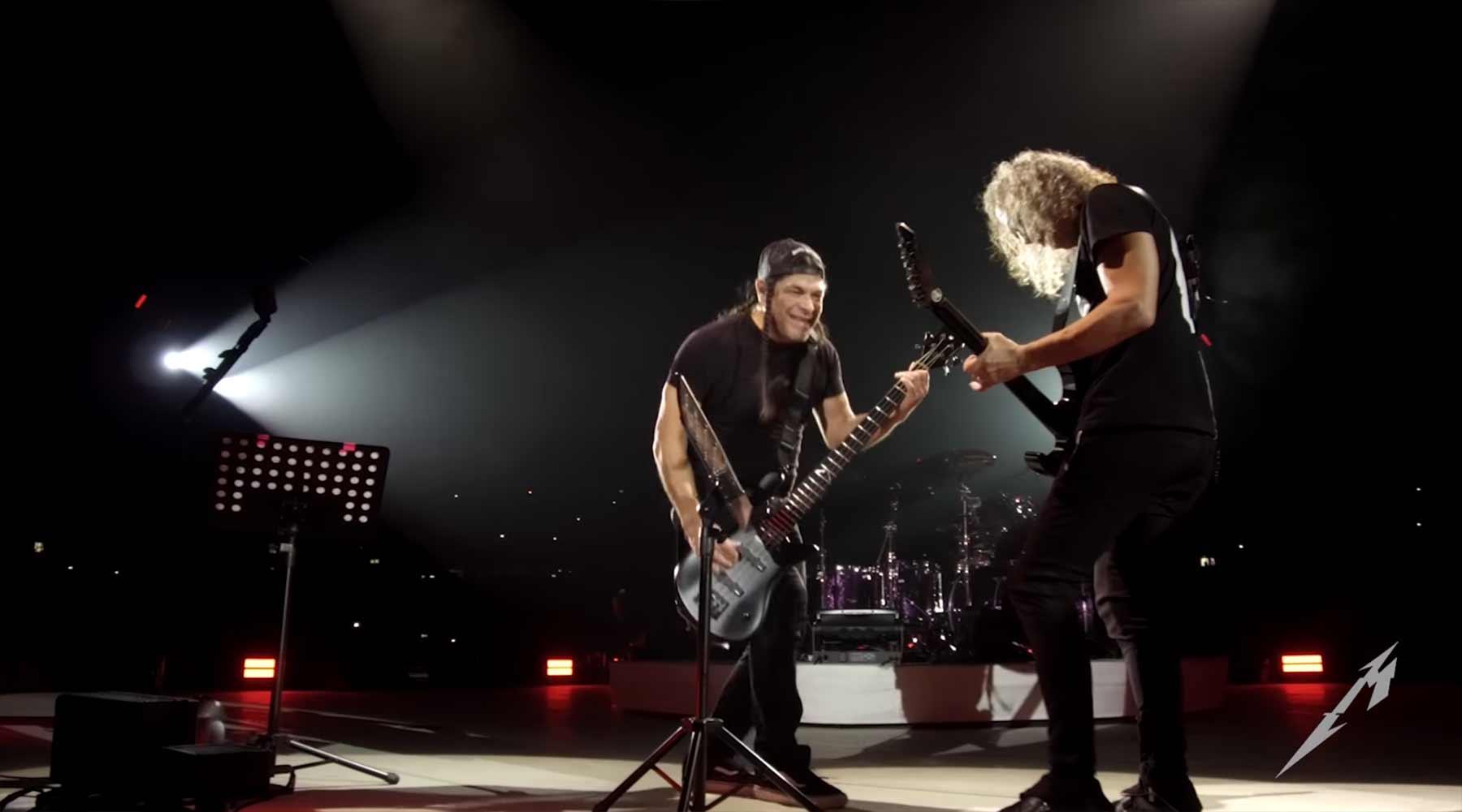 Metallica – Marmor, Stein und Eisen bricht