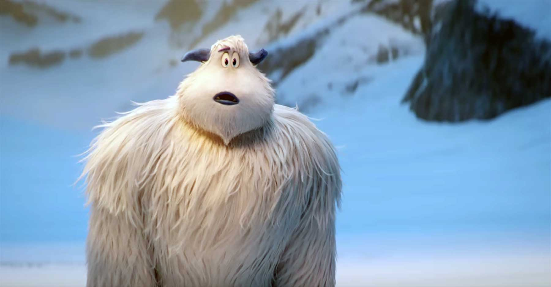 Glauben die Bigfoots an die Existenz des Menschen? smallfoot-trailer