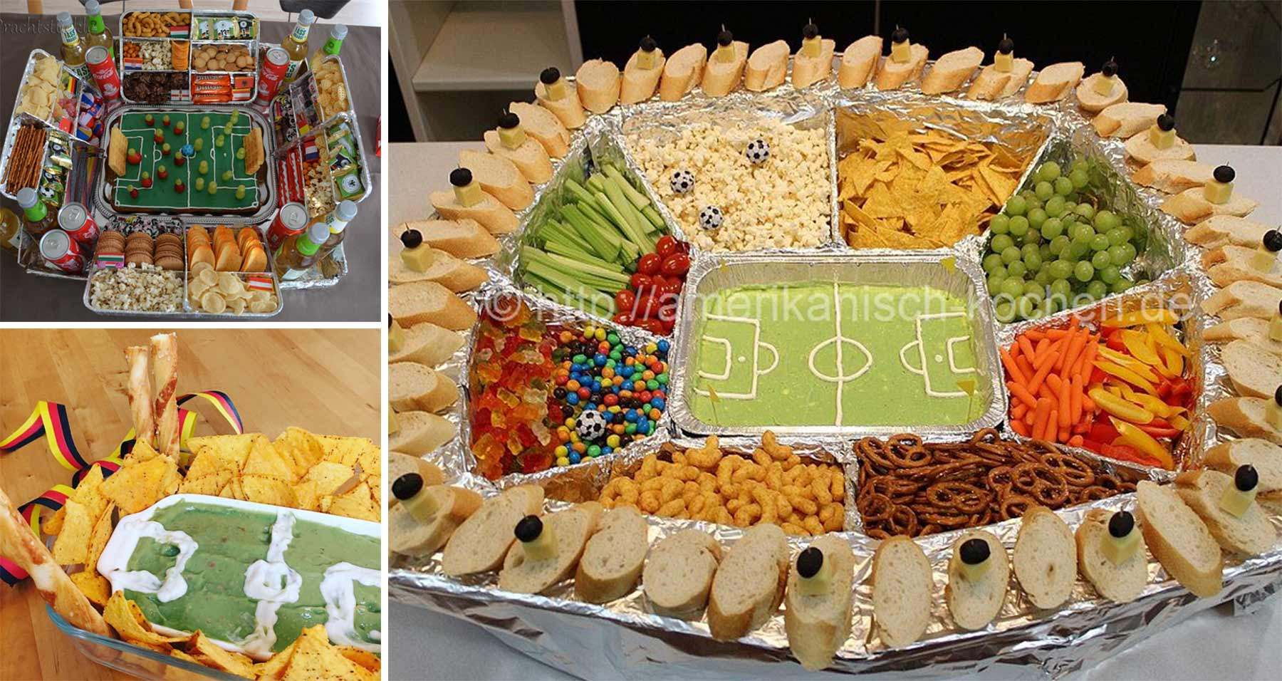 Ratgeber: So verlebst du die WM 2018 am kurzweiligsten snackadiums-snack-fussballstadien_collage