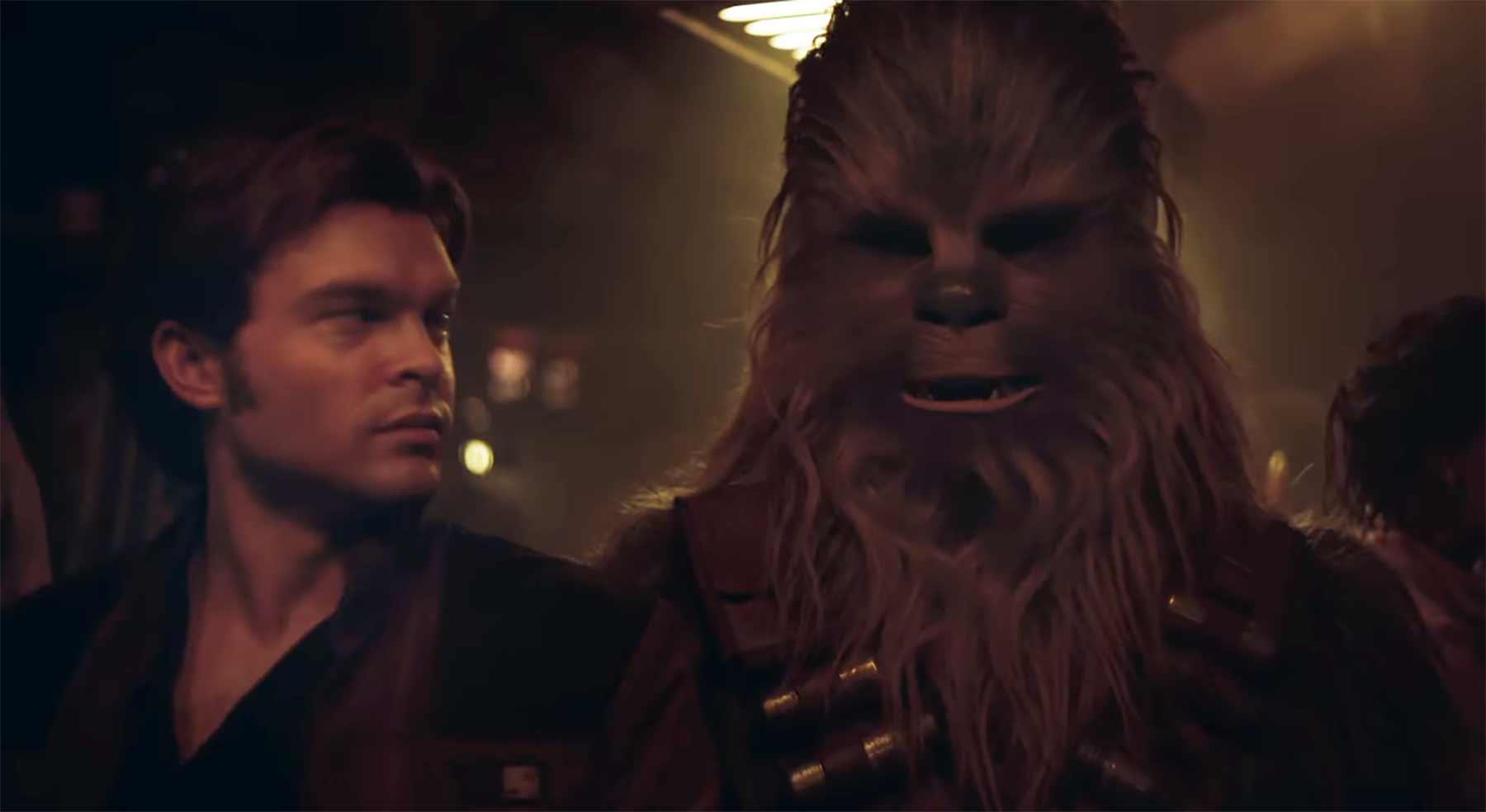 Neuer Trailer zum Han Solo-Film