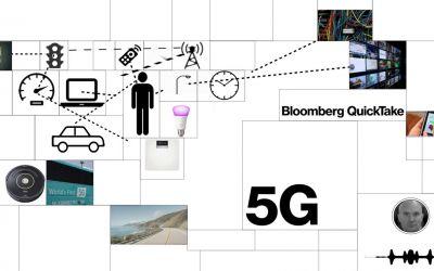 Was die 5G-Technologie alles mit sich bringen wird