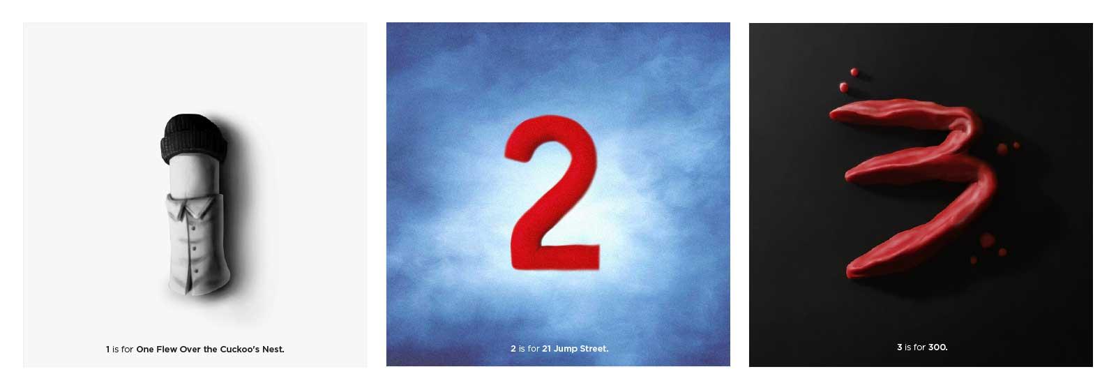 Film-Alphabet aus Knet-Buchstaben 36-days-of-type-and-movie-Marv-Castillo_11