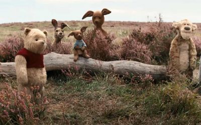 Christopher Robin: Trailer