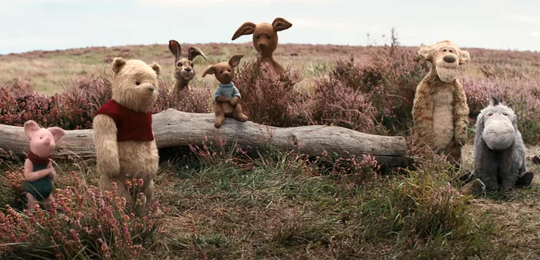 Christopher Robin: Trailer Christopher-Robin-Trailer