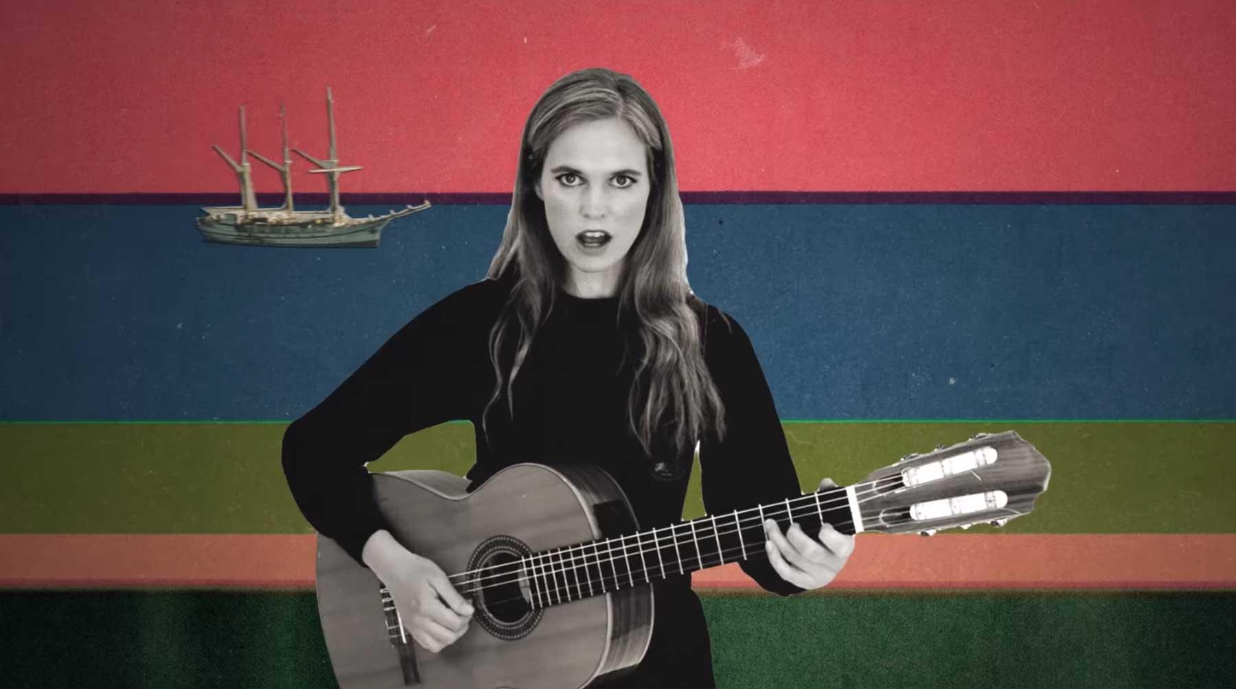 DOTA - Raketenstart DOTA-Raketenstart-musikvideo