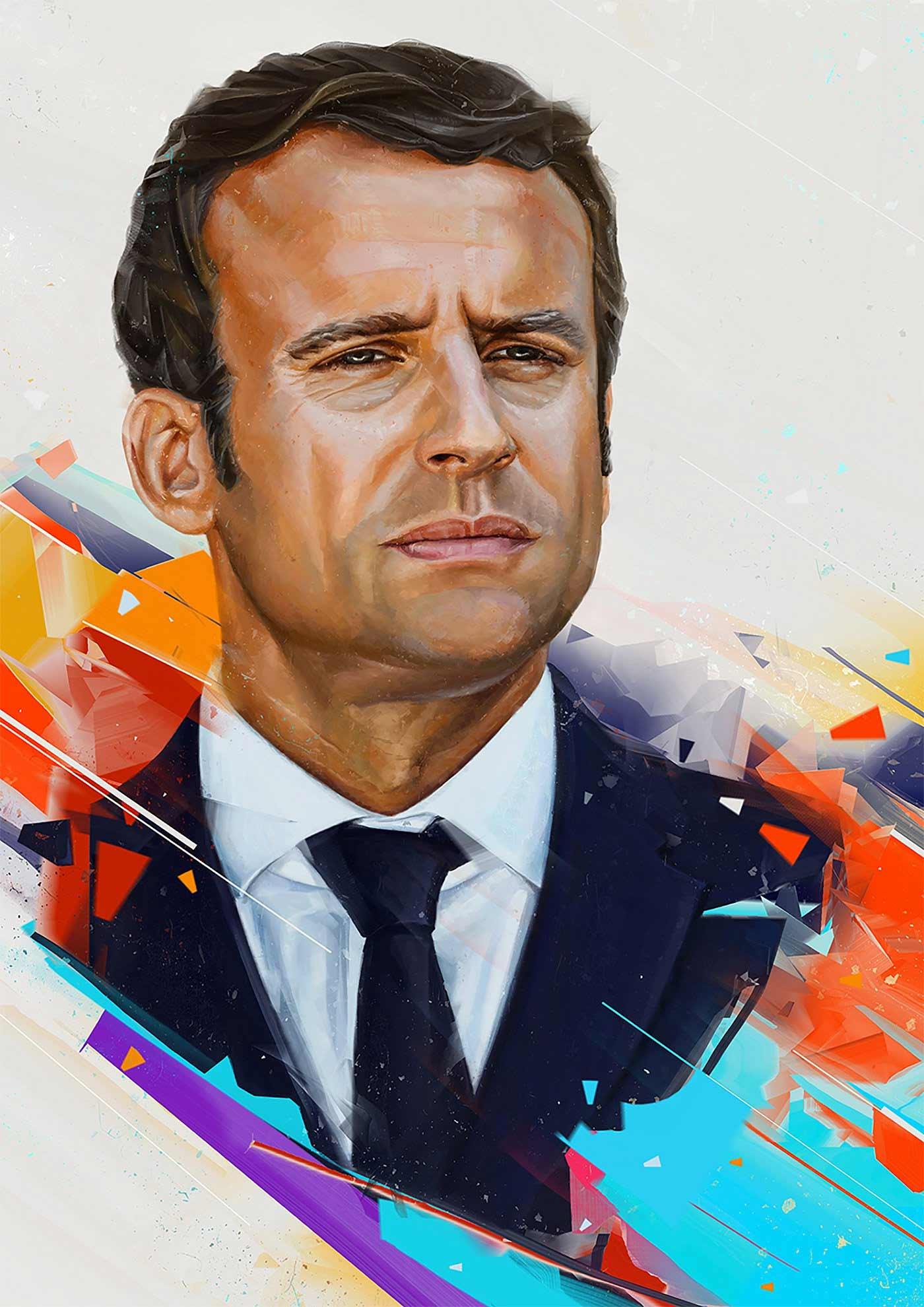 Promi-Portraits von Denis Gonchar Denis-Gonchar-Popkultur-Portraits_06