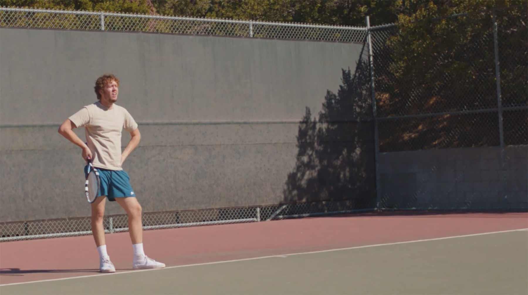 """Über Liebe und Tennis: Kurzfilm """"Love-40"""""""
