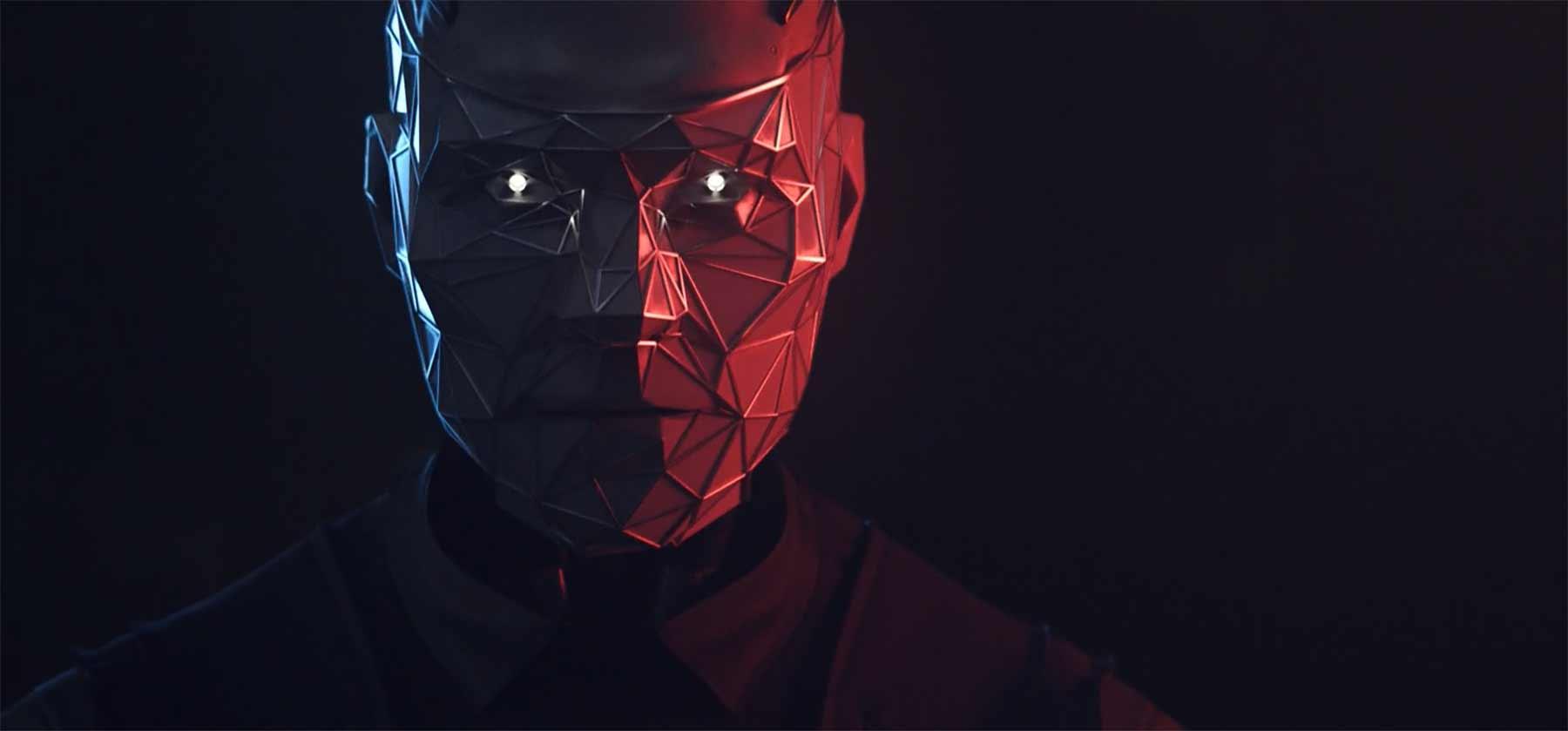 Von Polygonköpfen und Robotern