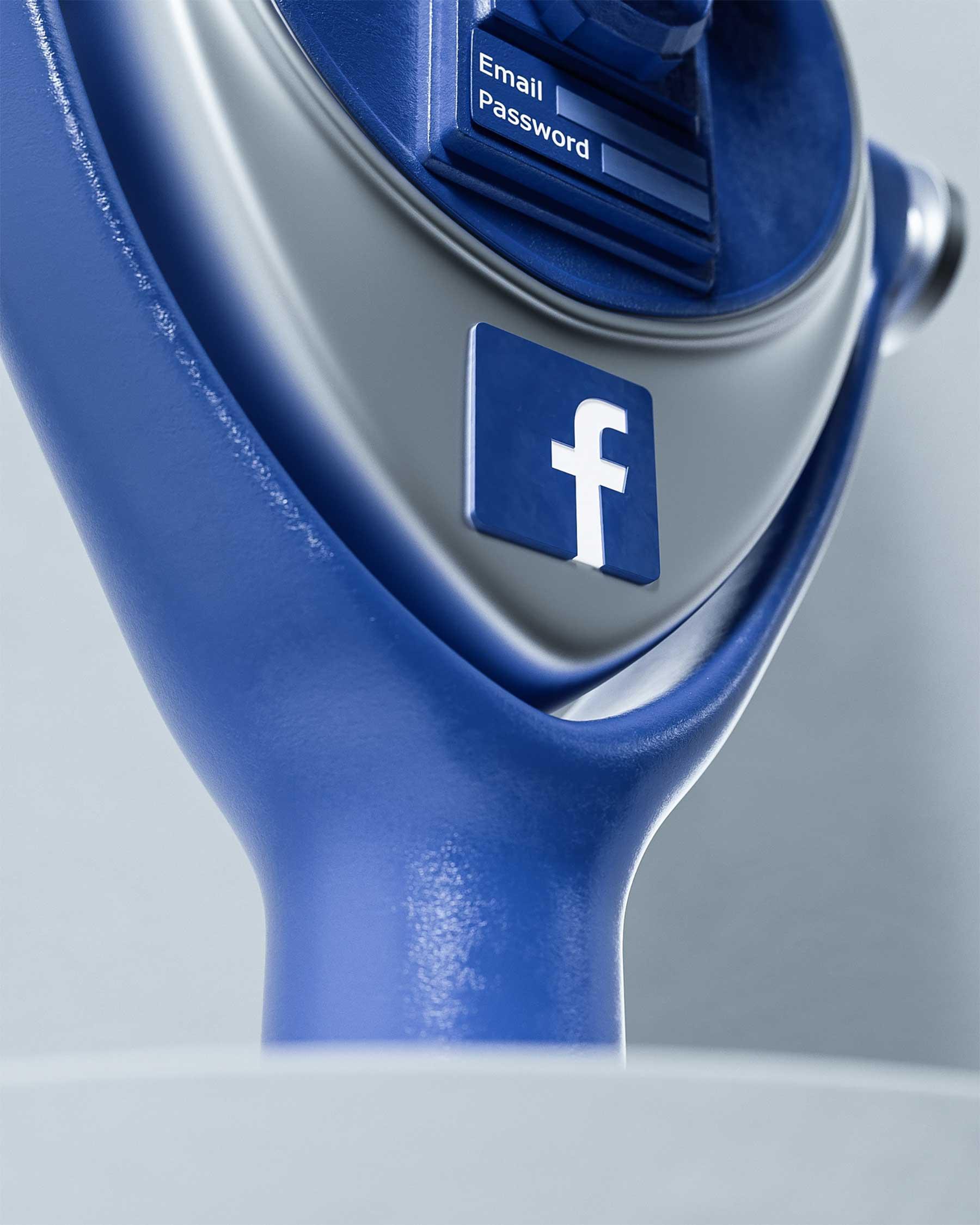 Soziale Netzwerke als visuelle Metaphern Social-Media-Reality-Ben-Fearnley_03