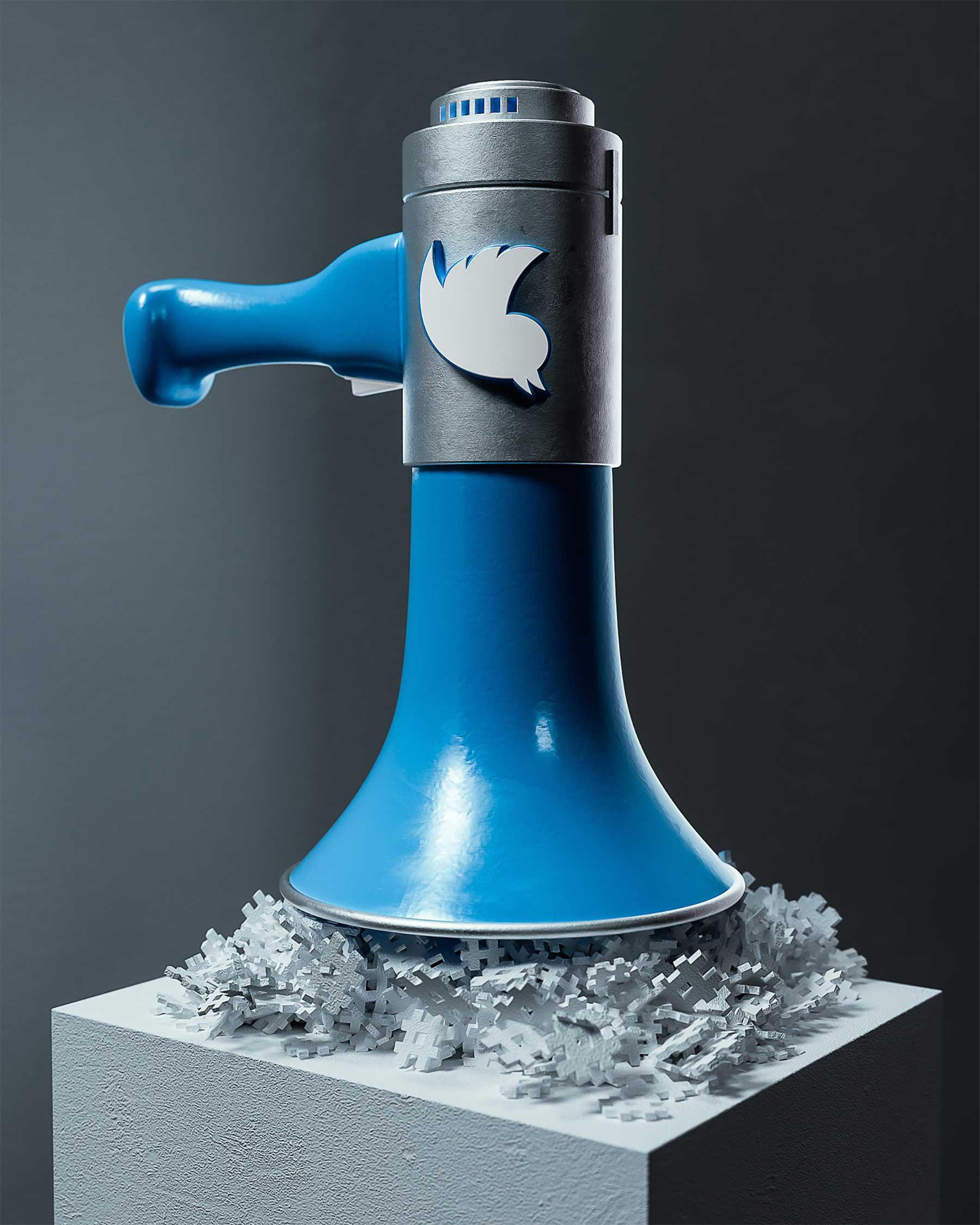 Soziale Netzwerke als visuelle Metaphern Social-Media-Reality-Ben-Fearnley_04