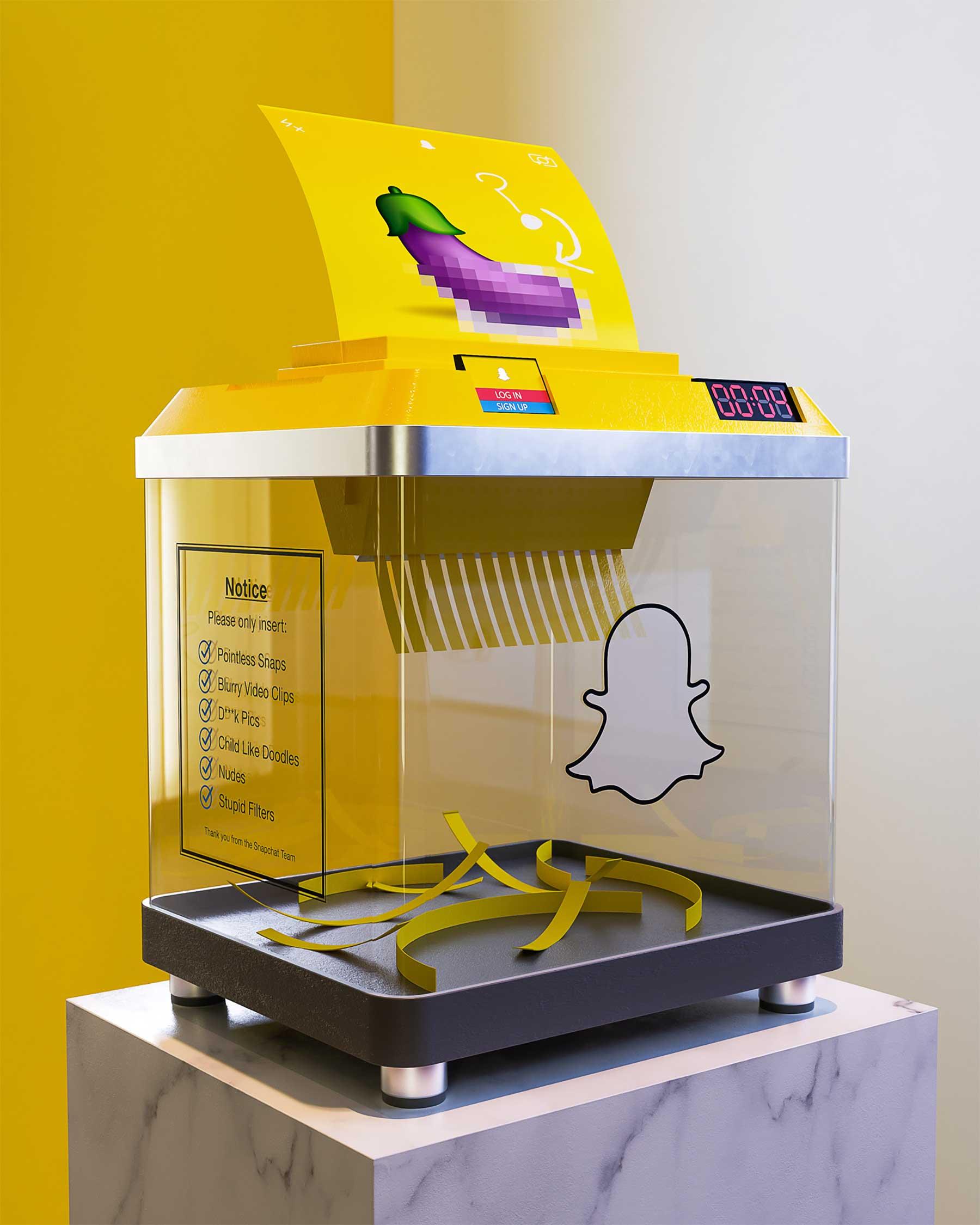 Soziale Netzwerke als visuelle Metaphern Social-Media-Reality-Ben-Fearnley_06