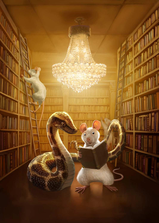 Herzliche Tierportraits von Therese Larsson Therese-Larsson_06