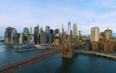 New York in wunderschönem 12K gefilmt