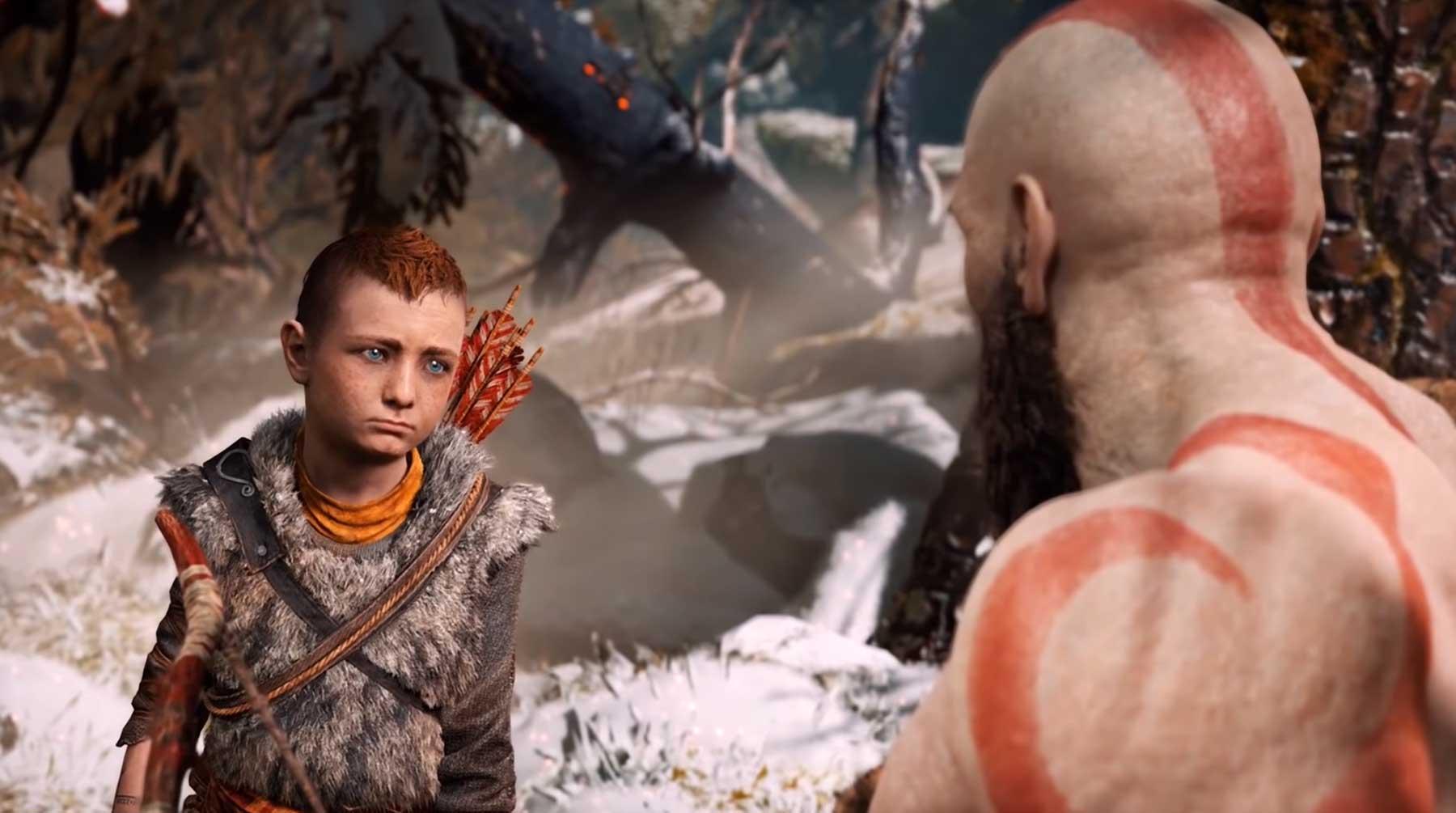 Kratos-Sprecher erzählt Dad Jokes