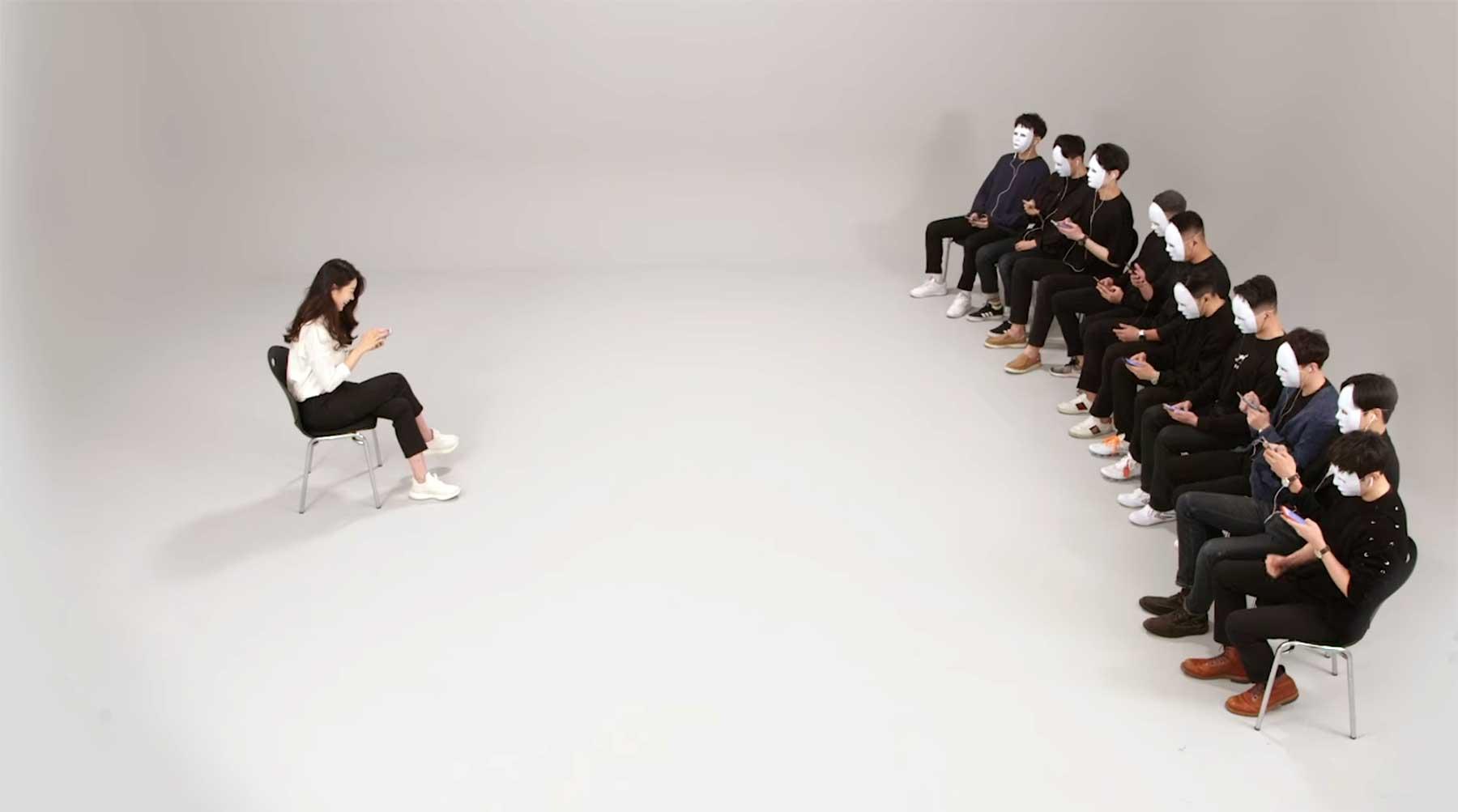 Frau trifft zehn Männer, die ihren Traumvorstellungen entsprechen eine-frau-zehn-traummaenner