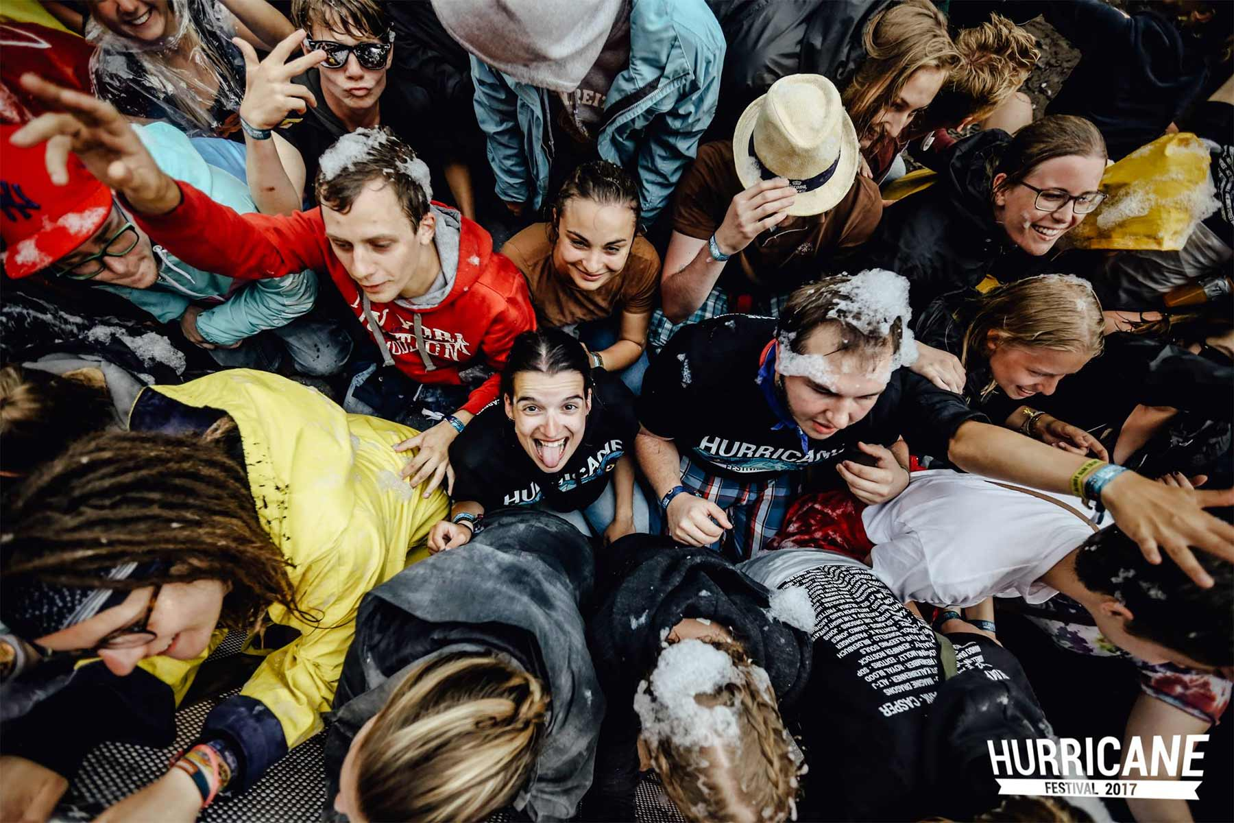 Hurricane Festival 2018 Line-up nach Tagen hurricane-2017
