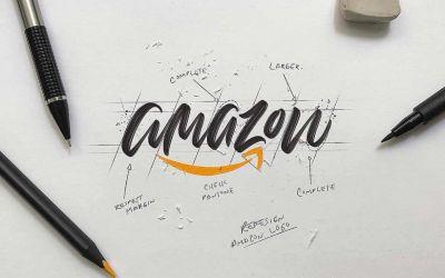 Handgeschriebene Markenlogo-Auffrischungen