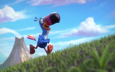 Mighty Nice Animation Showreel