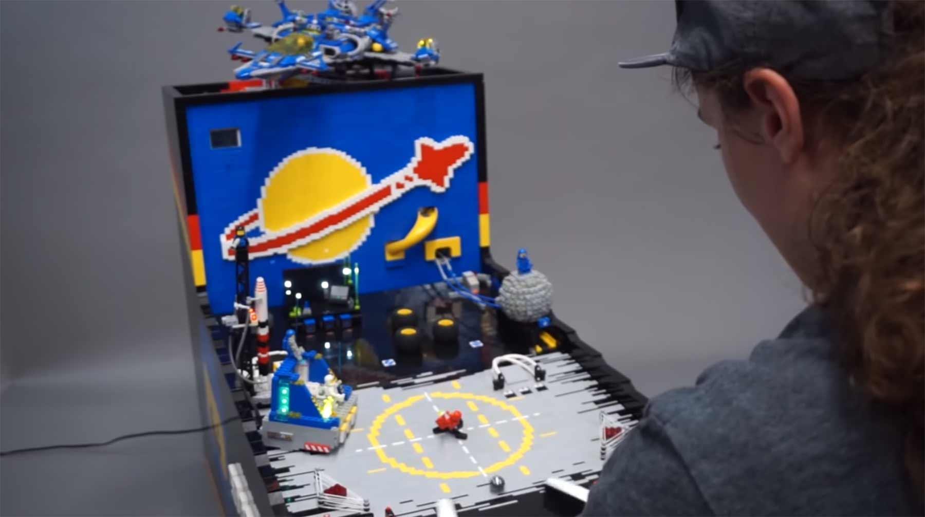 Pinball-Maschine aus LEGO pinball-maschine-aus-lego