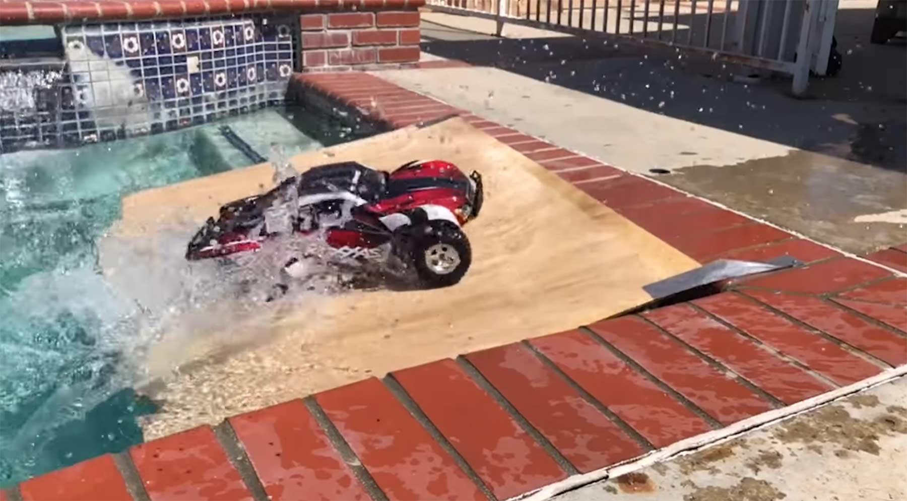 Eine coole Runde mit dem RC Car drehen