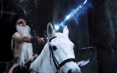 Troll Bridge: Erster Trailer zum Terry Pratchett-Film