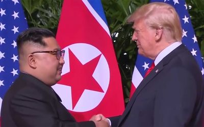 A Bad Lip Reading: Donald Trump trifft Kim Jong-Un
