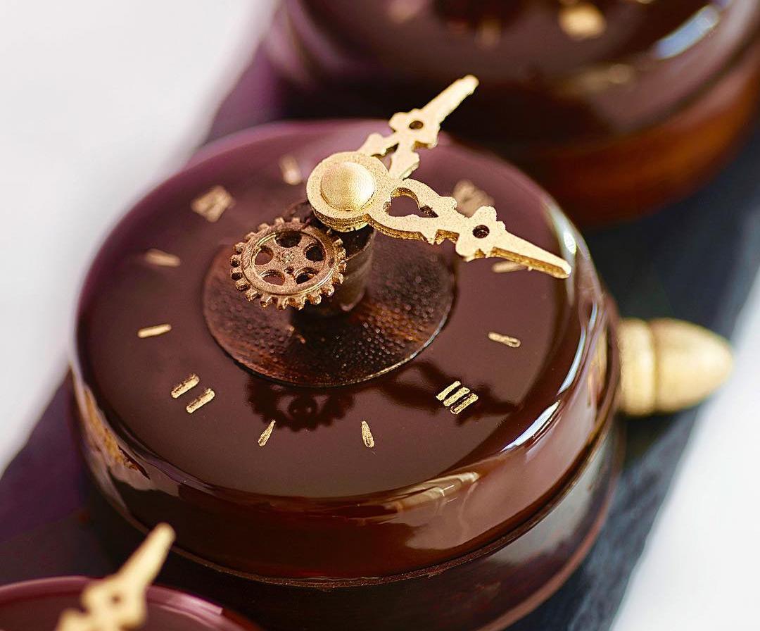 Schokoladen-Skulpturen von Amaury Guichon
