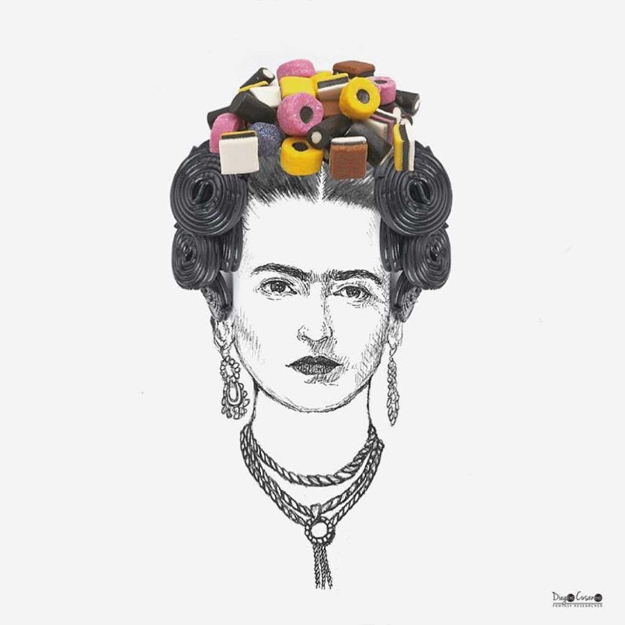 Diego Cusano vermischt Alltagsgegenstände mit Zeichnungen Diego-Cusano-alltagsdinge-treffen-zeichnungen_06