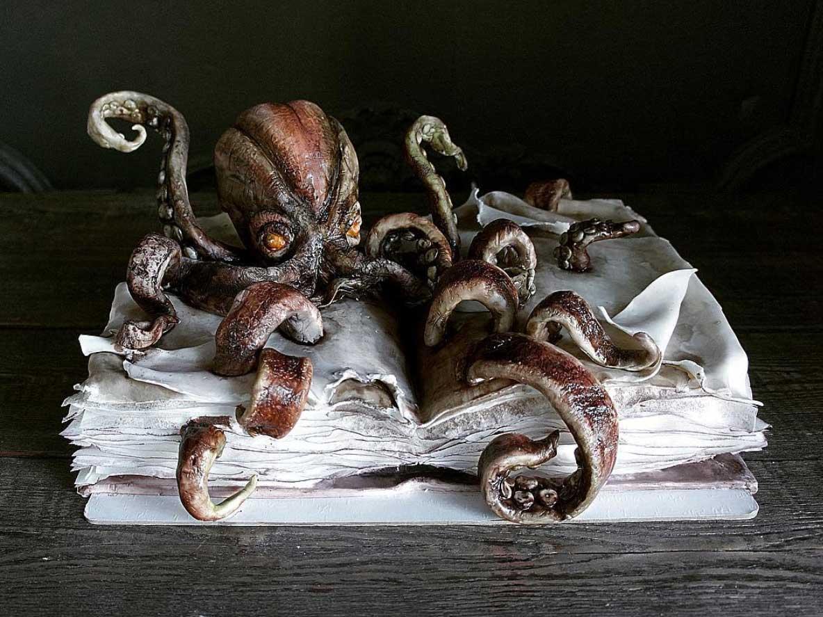 Kuchen-Kreationen von Elena Gnut