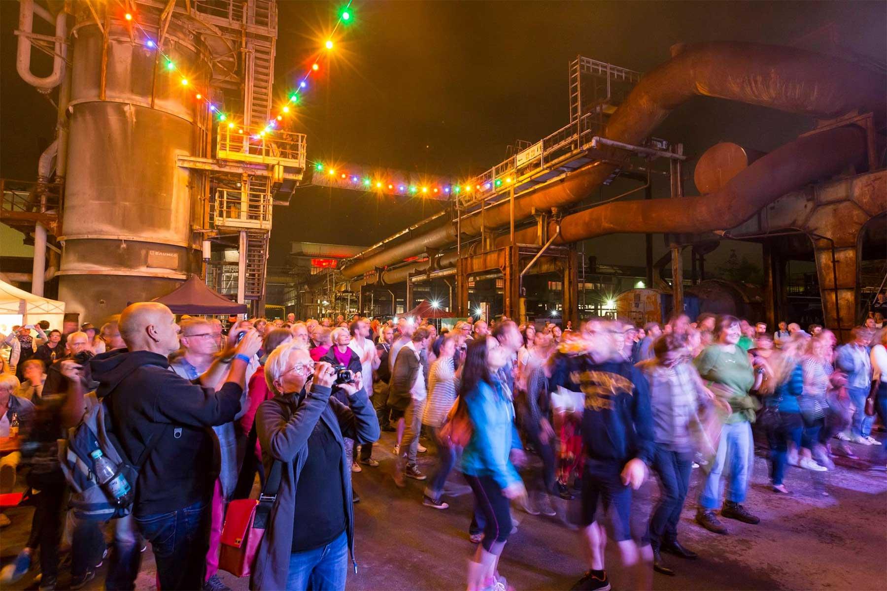 Veranstaltungs-Tipp: Samstag ist ExtraSchicht in der Metropole Ruhr