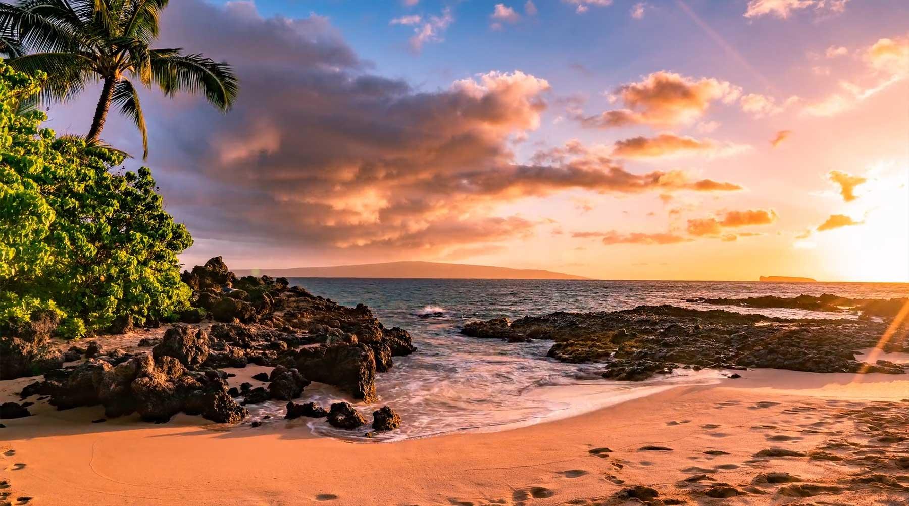 Die Schönheit Mauis