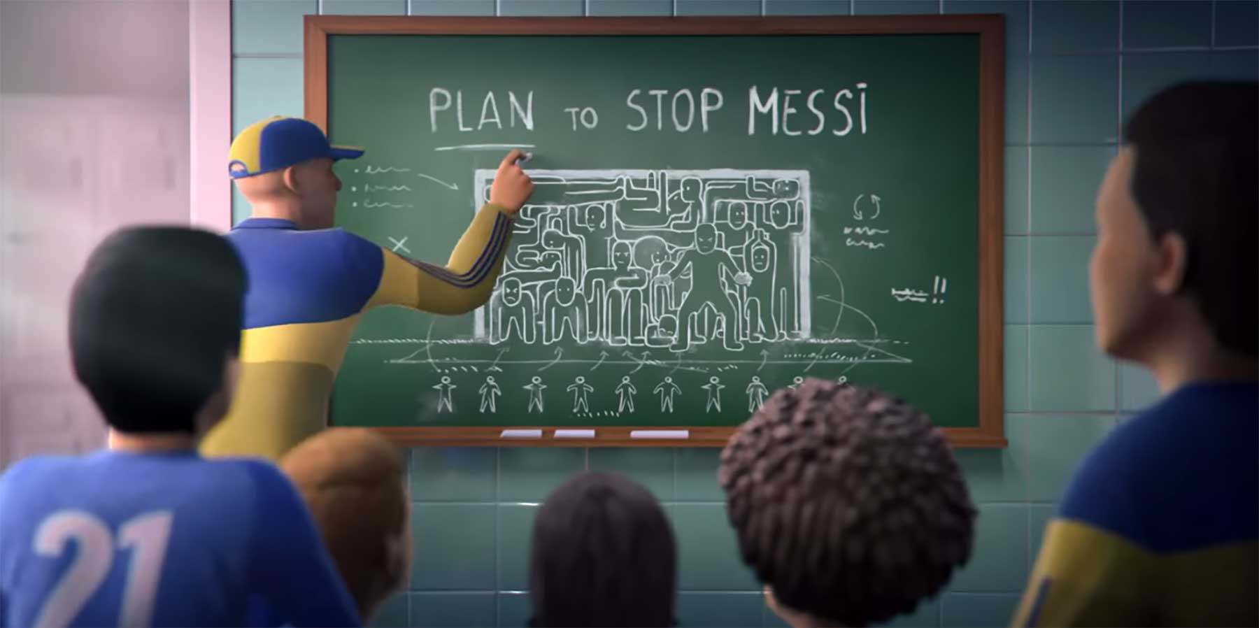 Das Leben von Lionel Messi als Animationskurzfilm Heart-of-a-Lio-messi