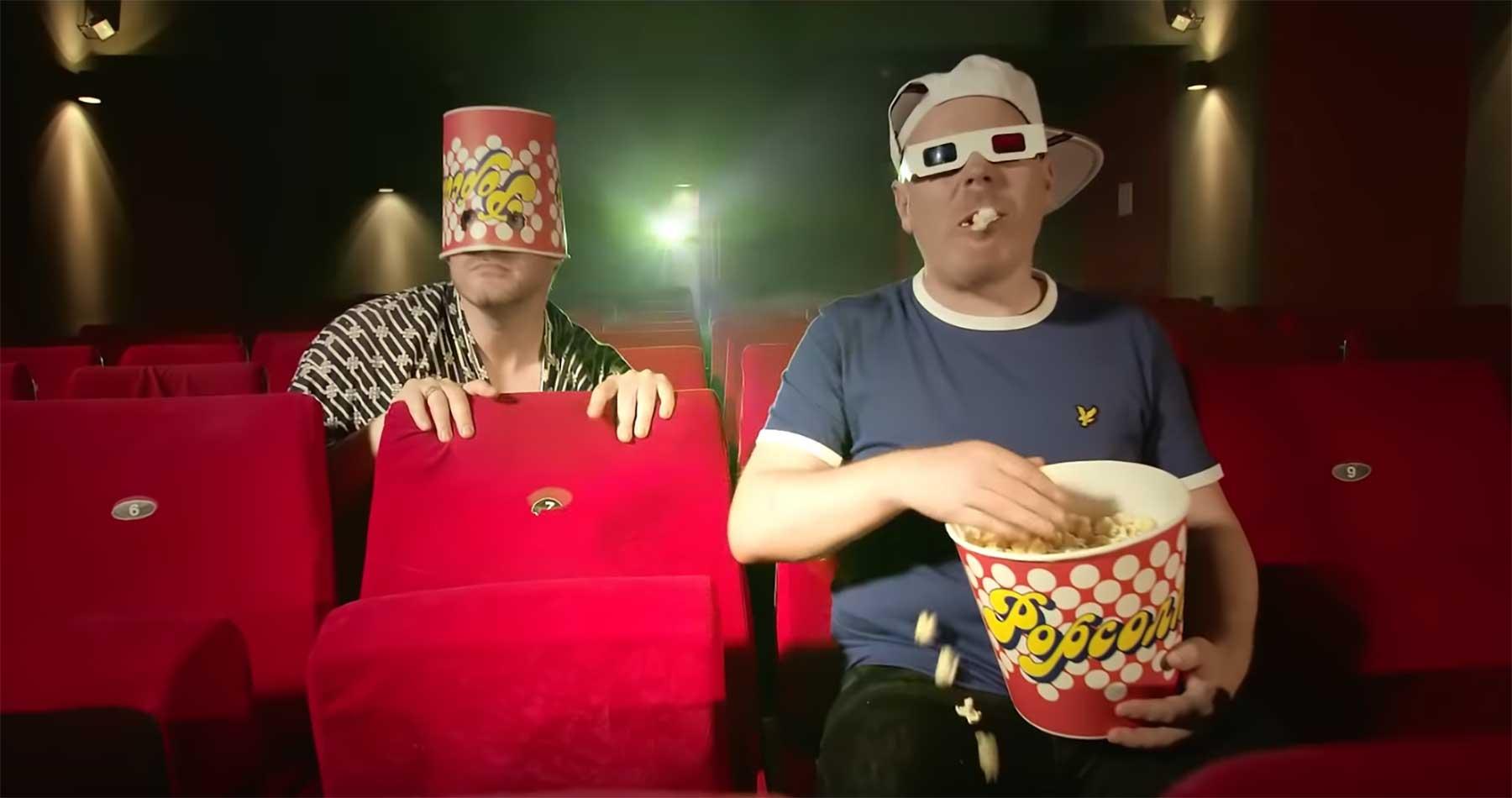 König Boris und Porky machen gemeinsame Mucke Koenig-Boris-Porky-fettes-brot-deichkind-schoenling-doris-tino-turner-popcorn