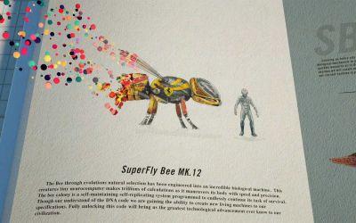 Was wir uns in Sachen Design von der Honigbiene abschauen könnten