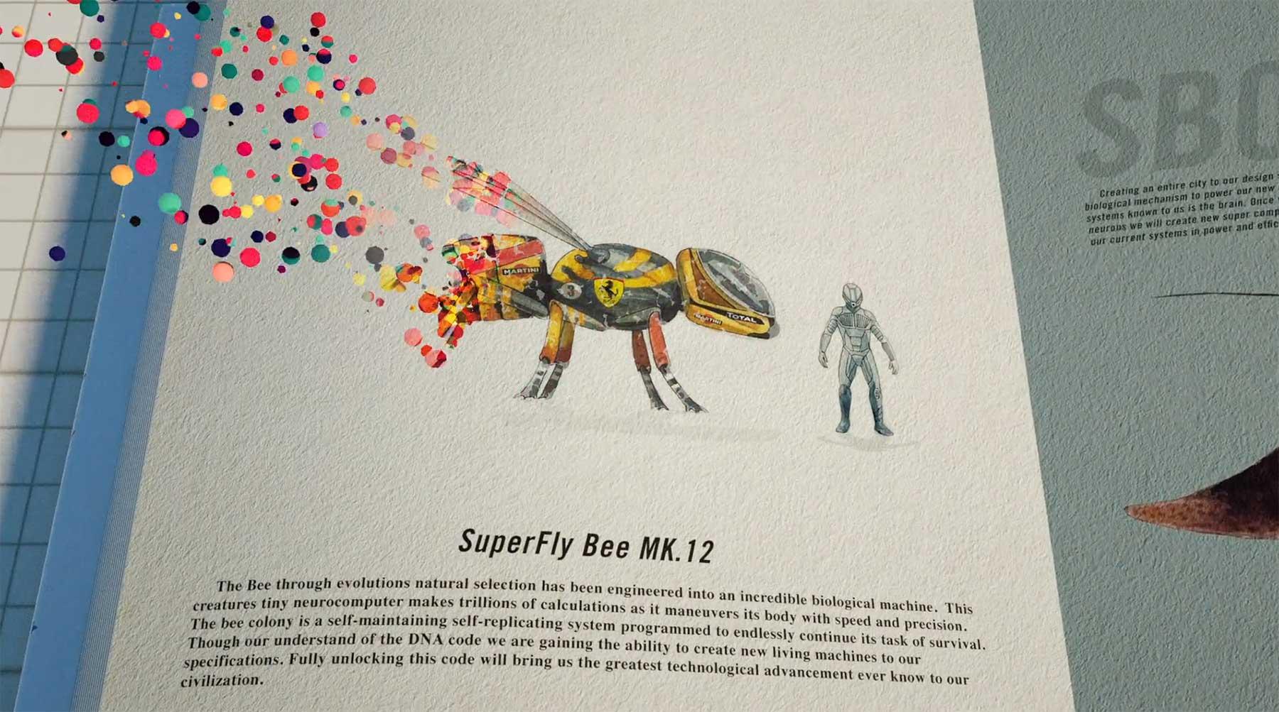 Was wir uns in Sachen Design von der Honigbiene abschauen könnten Synthetic-Biology