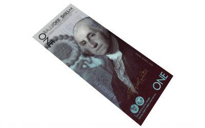 So cool könnten Geldscheine aussehen