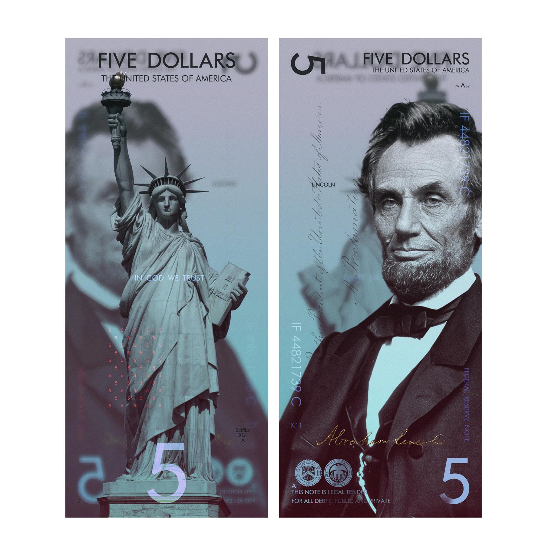 So cool könnten Geldscheine aussehen The-New-US-Dollar-Andrey-Avgust_06
