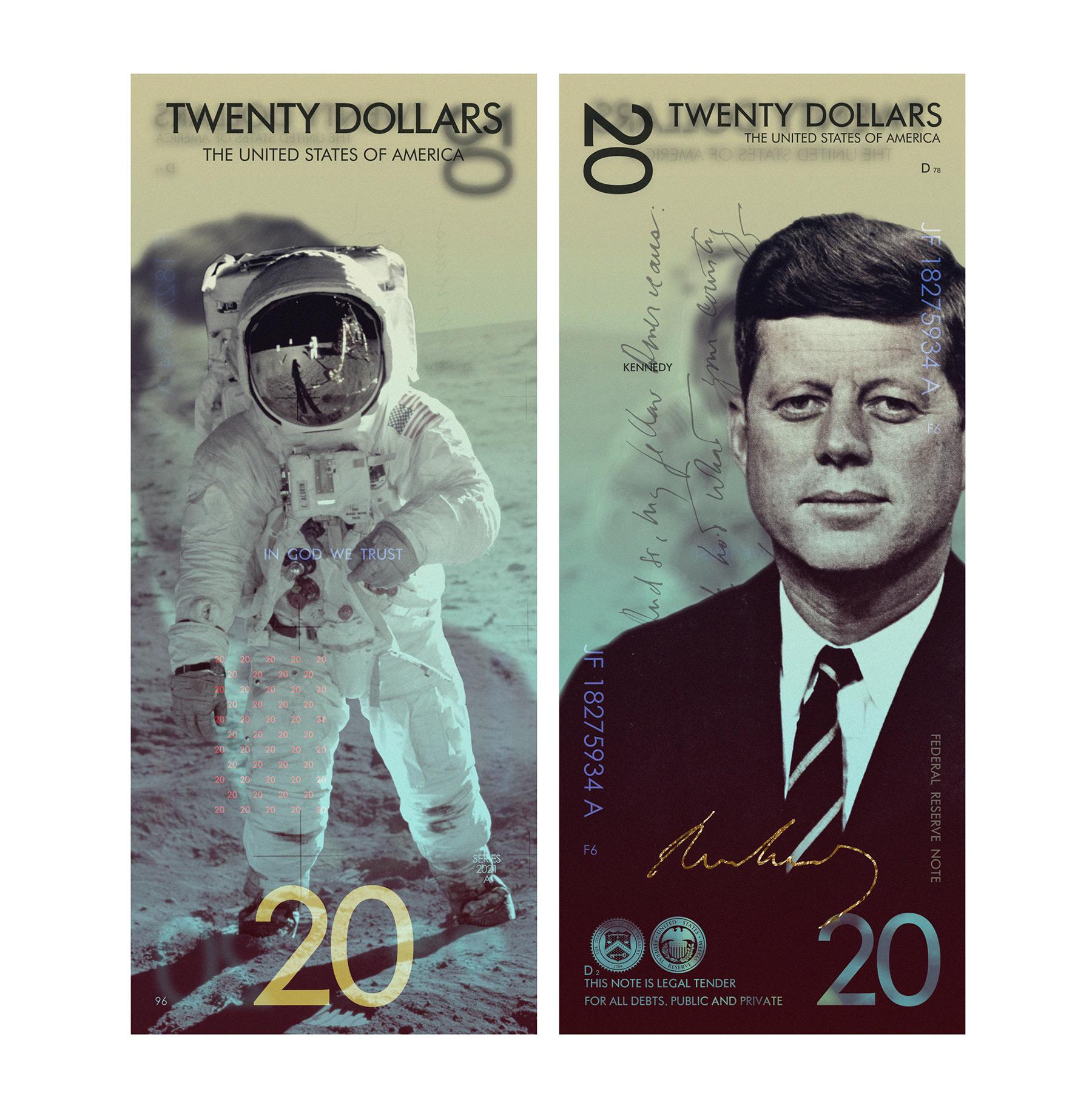So cool könnten Geldscheine aussehen The-New-US-Dollar-Andrey-Avgust_08